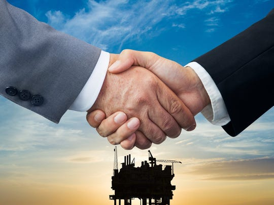 Oil and gas companies face historic financial difficulties.