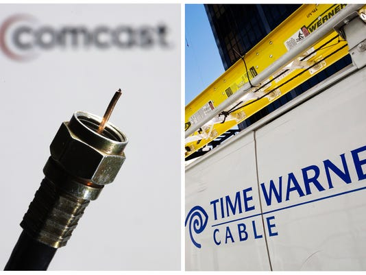 Comcast Cable Wire Down   How Comcast Time Warner Cable Deal Unraveled