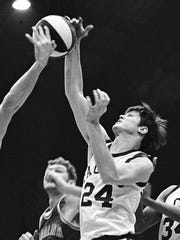 Indiana Pacer Bob Netolicky (24)