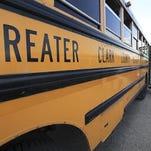 Greater Clark County Schools bus