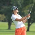 Brighton native Allyson Geer lost in the round of 32 of the U.S. Girls' Junior Championship.