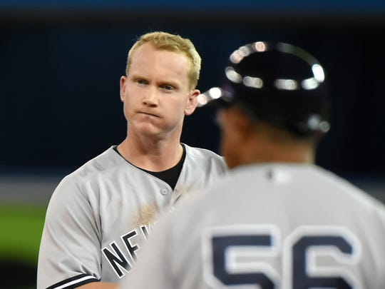 Garrett Cooper batted .667 in three games against the Blue Jays (8-for-12), and he's now batting .378 (14-for-37) in his 11 career big-league games.