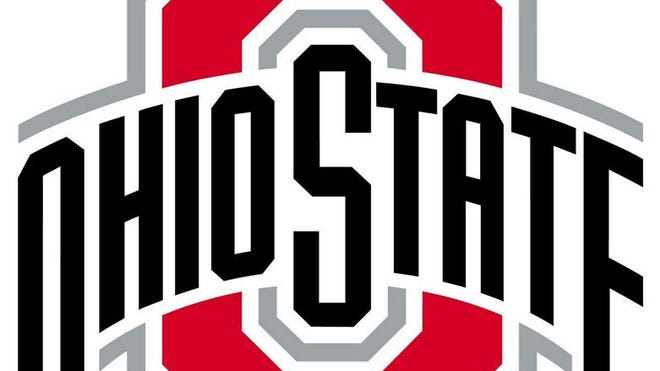 The Ohio State University athletic department logo, 2017.