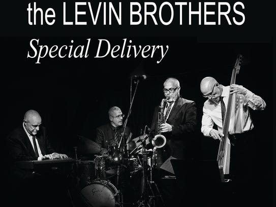 "The CD cover for ""Special Delivery,"" a live CD by the"