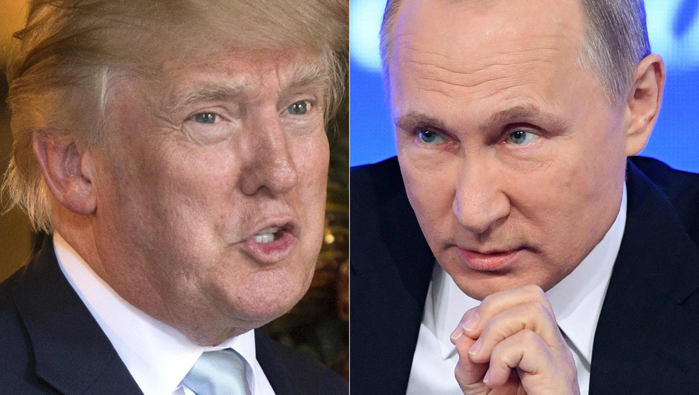 Russia: Trump promised to make visit to Moscow if Putin accepts invite to White House