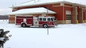 Westland Fire Station 1 will serve as a warming center over the weekend.