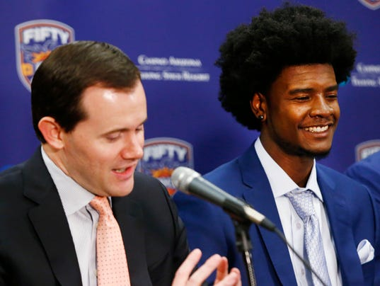 Phoenix Suns Draft Picks 2017