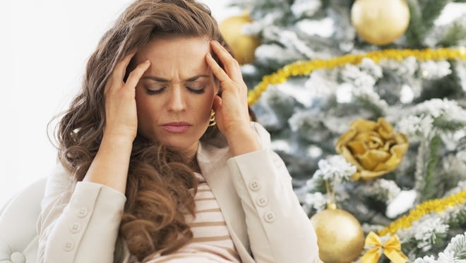 Unrealistic expectations increase holiday stress
