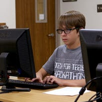 Wichita Falls teens apply skills learned throughout year in Tech for Teen coding contests