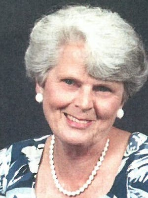 Shirley Holland Erwin, 88