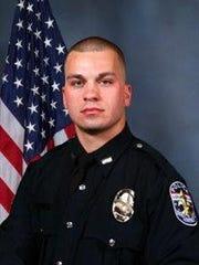 LMPD officer Matthew Aden