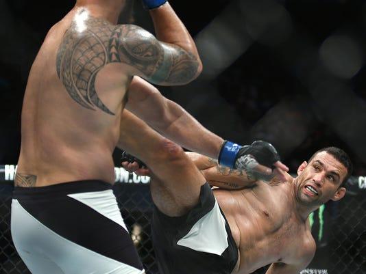 UFC 203 in Cleveland