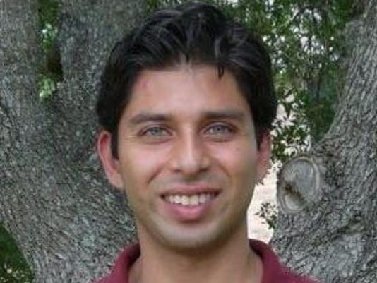 Ceres Imaging founder Ashwin Madgavkar.