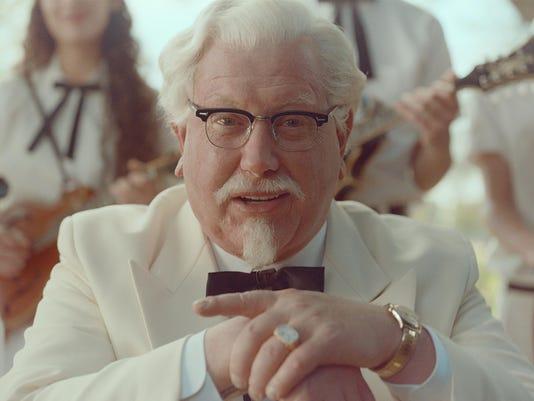 Darrell Hammond, Colonel Sanders