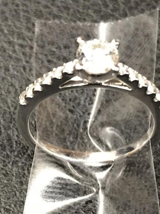 Missing Ring Found