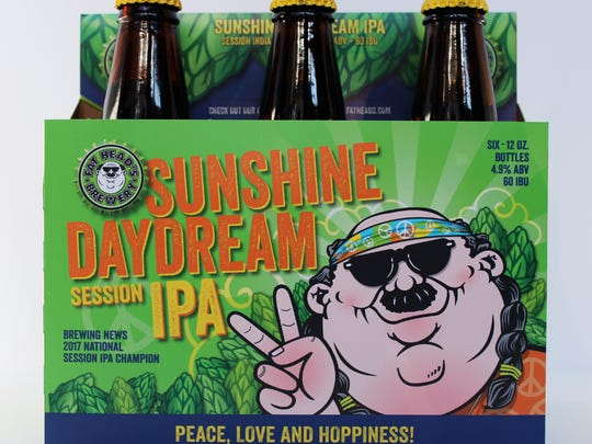 Fat Head's Sunshine Daydream Session IPA