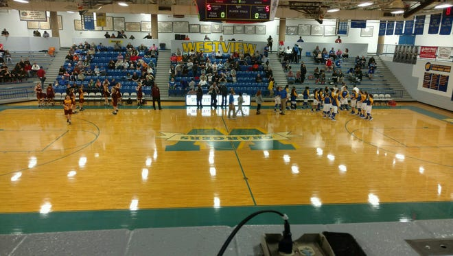 The championships of the Martin Lions Club Tournament were held on Thursday at Westview.