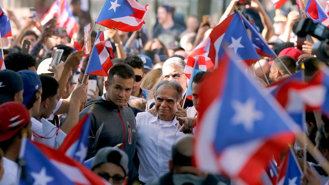 The Yankees are boycotting New York's Puerto Rican Day Parade due to plans to honor freed militant Oscar Lopez Rivera.