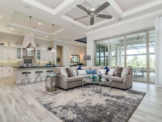 Naples Reserve S Single Site Parade Of Homes Showcases 18 Models