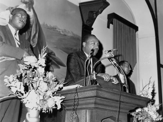 Dr. Martin Luther King Jr. in Paterson