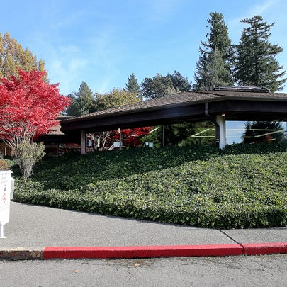 The Kitsap Regional Library Sylvan Way branch is a