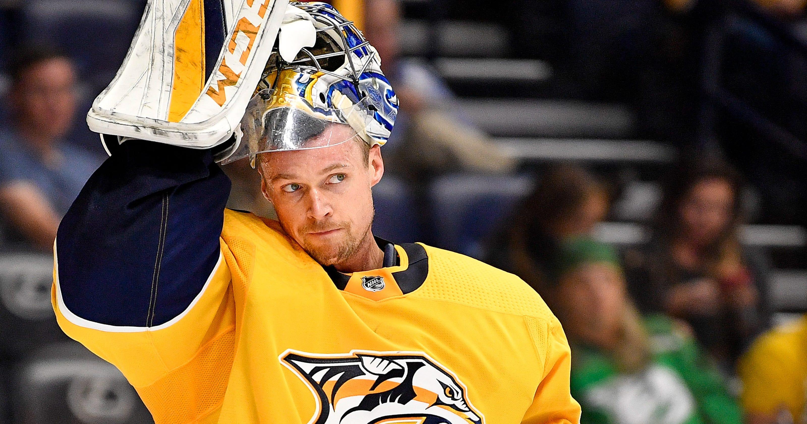 Predators  Pekka Rinne has shrinking window to win in Nashville 25e04319490