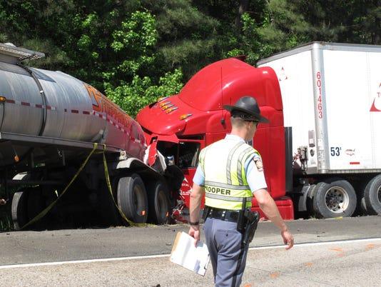 AP DEADLY CRASH- GEORGIA A USA GA