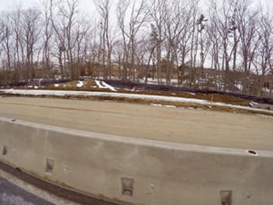 Trees cleared from Garden State Parkway