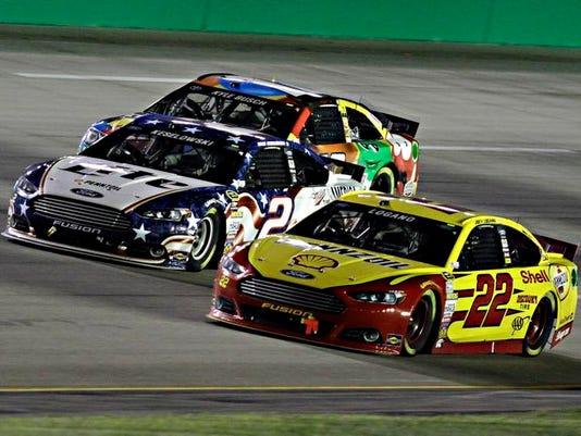 NASCAR Kentucky Auto Racing