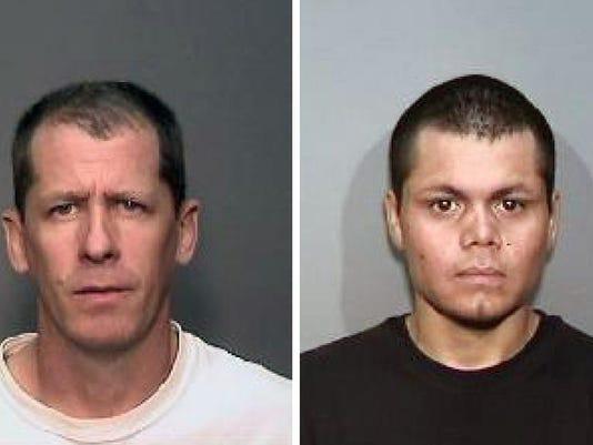 CORRECTION Serial Murders Arrests