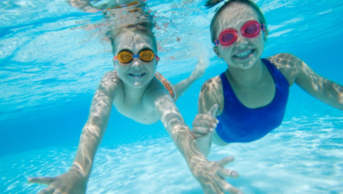 Sign Up For Summer Swim Lessons Held At Neenah High School Pool