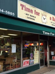 Time For a Bagel on Speedwell Avenue is a must-go destination for bagel buffs.