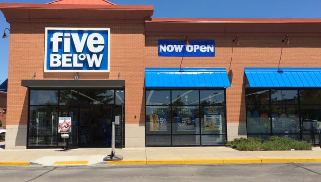 Thieves got away with more than $500 worth of merchandise from the Five Below discount store in West Allis recently. Everything in the store is $5 or less.