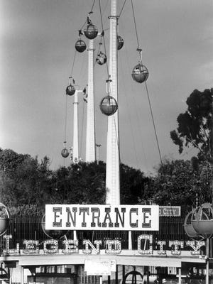 After changing hands four times, Legend City closed in 1982.