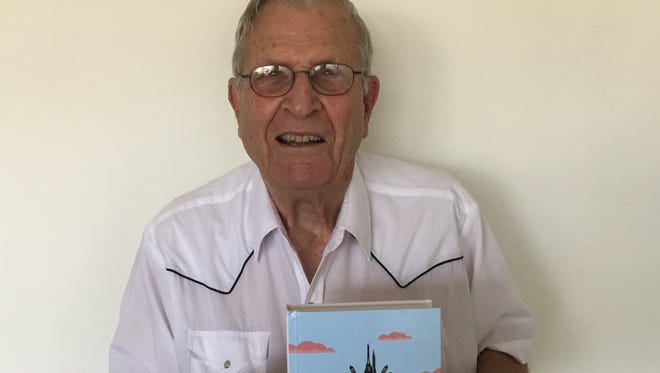 Charles Alan Long, a retired University of Wisconsin-Stevens Point professor, recently had a book of his poetry published.