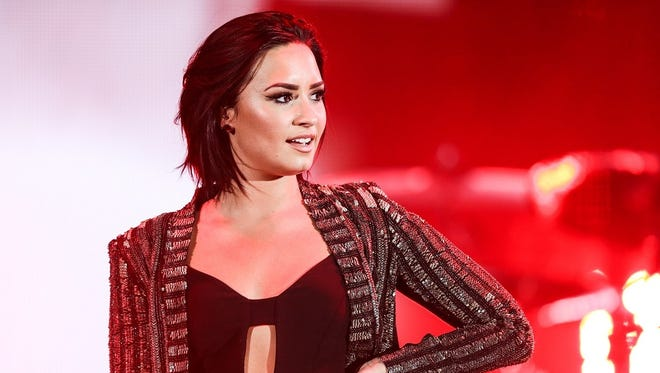 Demi Lovato will perform on Aug. 3 at Bankers Life Fieldhouse.