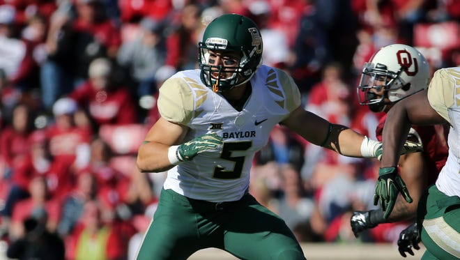 Baylor linebacker Grant Campbell will have myriad new responsibilities as a senior, and his coaches think he's up to the task.