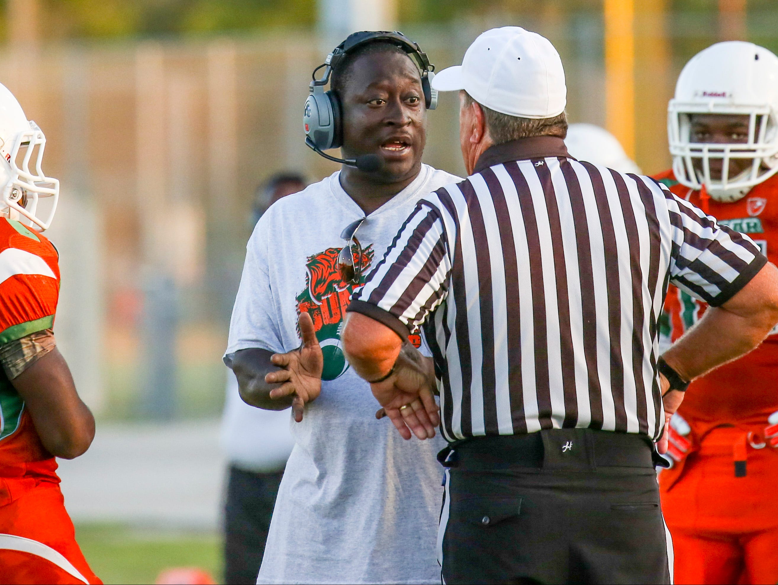 Longtime Dunbar assistant coach Sammy Brown took over as the team's head coach in the spring. The Tigers are coming off a 9-3 2015 that included a run to a regional final.