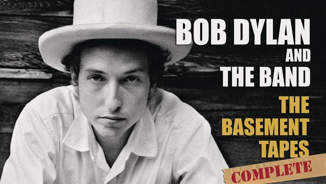 """The Complete Basement Tapes"" from Bob Dylan and The Band"