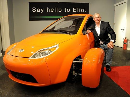 For state risk is too great for start ups like elio for General motors shreveport jobs
