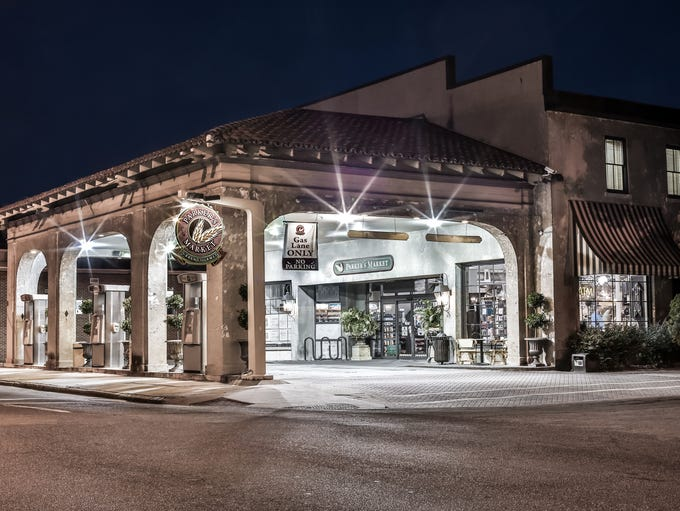In Savannah, Ga., Parker's is a 6,000-square-foot renovated