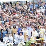 Gibbsboro church marks pope's visit