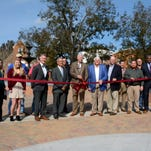 Pedestrian plaza opens at Jones County Junior College: 'I love hanging out there'
