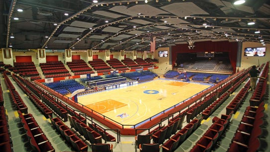 The Westchester County Center will host Section 1's