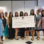 $20,690 in scholarships awarded