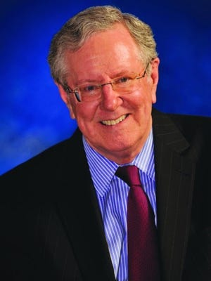 On April 17, editor-economist Steve Forbes will spend an afternoon at the Somerset County Library in Bridgewater.