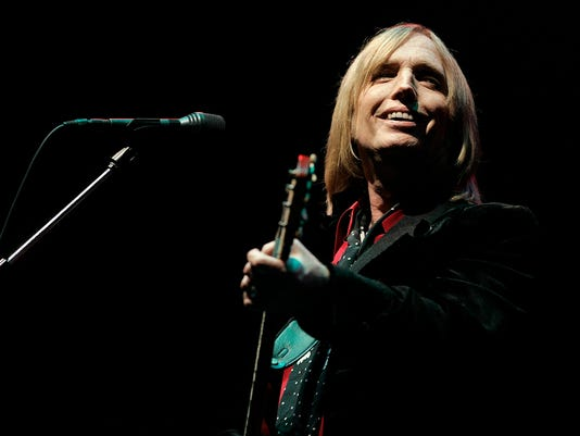 AP APTOPIX OBIT TOM PETTY A ENT FILE USA TN