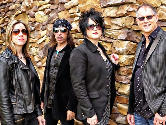 Heart spin-off band Heart by Heart will perform 8:30 p.m. July 22 as part of the River's Edge Summer Series in Independence.