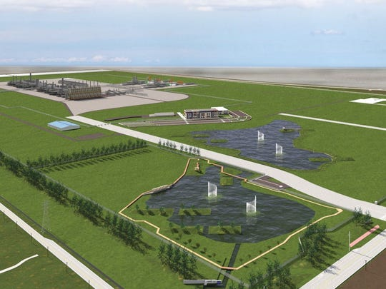 Coastal Bend businesses are hoping the ExxonMobil Corp. selects San Patricio County for its new ethylene cracker plant. The county is on a short list vying to be the site for the facility.