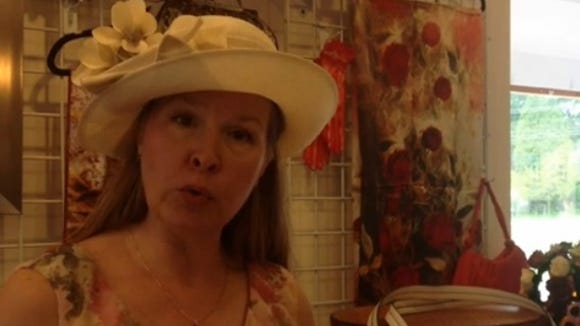 Debby Bradley of That's Hats